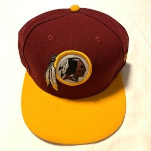 Washington Redskins Fitted Cap